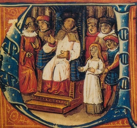 Histoire de la Normandie» Zoom sur un événement » Le procès de Jeanne d'Arc : le rôle de Pierre Cauchon   GenealoNet   Scoop.it