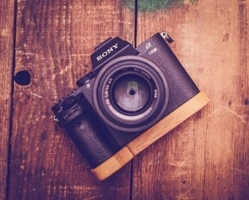 Amateur Photography: Bamboo bed sheets Grips Designed to Add Seems to be, Ergonomics, and Protection to your Camera. | general news and onlines shoping | Scoop.it