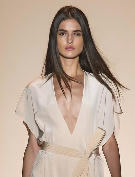Los mejores beauty looks de la MBFWNY | Beauty Trends | Scoop.it