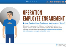 Socialcast Interactive: Operation Employee Engagement | Coaching in Education for learning and leadership | Scoop.it