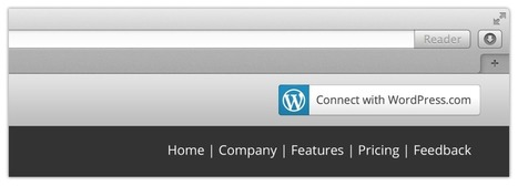 Introducing WordPress.com Connect | Uso inteligente de las herramientas TIC | Scoop.it