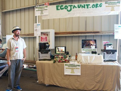 Maker Faire 2012: EcoJaunt's How-To Videos For Green Living | Vertical Farm - Food Factory | Scoop.it
