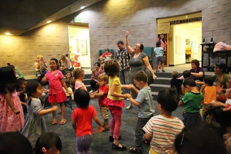 Music & Movement – BABY DANCE! | Learning and Teaching Literacy | Scoop.it