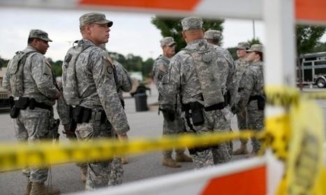 St Louis police fatally shoot man near Ferguson –live updates | SocialAction2014 | Scoop.it