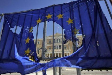 La Grèce proche d'un accord avec l'UE et le FMI pour un nouveau prêt   Union Européenne, une construction dans la tourmente   Scoop.it