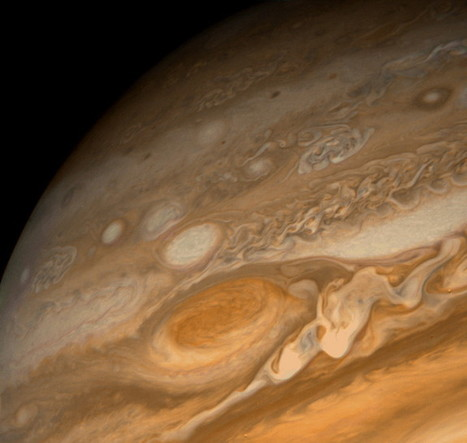 Scientists Cook Up Jupiter's Atmosphere on Earth | Space matters | Scoop.it