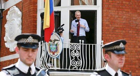 Assange se rendra à la police britannique en cas d'arbitrage défavorable de l'Onu | Pierre-André Fontaine | Scoop.it