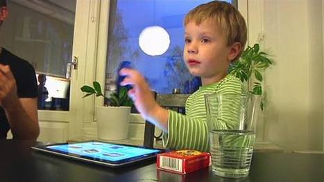 Appen gav 5-årige Vincent en röst | It-teknik i skolan | Scoop.it