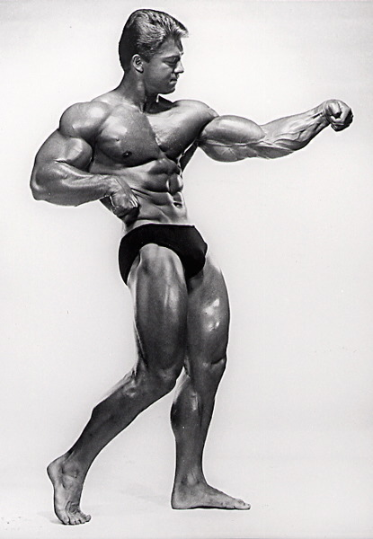 Mr. Olympia Larry Scott: 1938-2014 | The 5 Chambers Of Fitness | Scoop.it