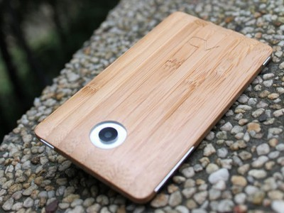 Bamboo Smartphone Coming to Kickstarter | Trends in Sustainability | Scoop.it