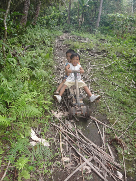 Facing My Fears With A Crazy Downhill Ride On 4 Wooden Wheels | Philippine Travel | Scoop.it