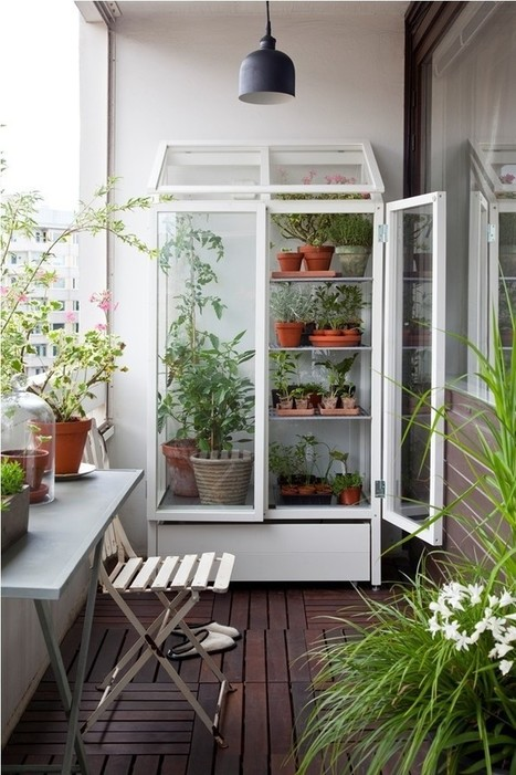 Small Balcony Garden Design Ideas   This For All   Home Design From Interior PIN   Scoop.it