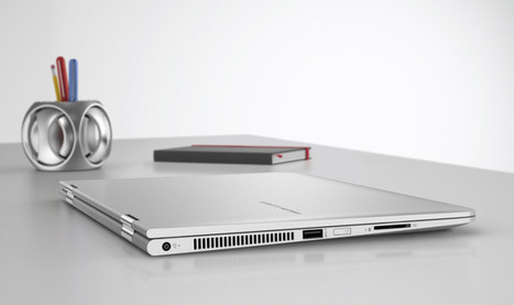 HP unveils the Spectre x360, a 13-inch convertible -Neowin | Windows 8 - CompuSpace | Scoop.it