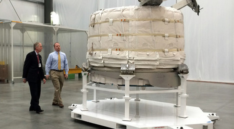 Bigelow Module Ready To Fly to Space Station | SpaceNews.com | Space matters | Scoop.it