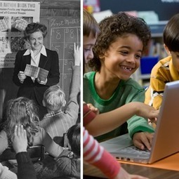 Then and Now: Education Technology in 1963 vs 2013 | TechTastic | Scoop.it
