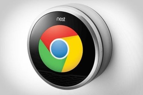 Google Acquires Nest To Conquer The Connected Home Market - PSFK | Talking things | Scoop.it