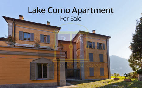 Modern Waterfront Apartments for Sale in Lake Como  - Real Estate Services Lake Como | Tips for Lake Como Property buyers & Vacationers | Scoop.it