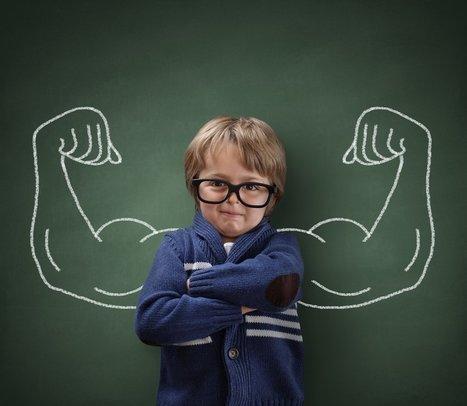 La forma de elogiar a los niños condicionará su vida. 10 alternativas y cómo hacerlo | RED.ED.TIC | Scoop.it