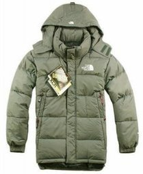 North Face Mens Nordend Bomber Jacket Amry Green 60% off & free shipping! | winter wear | Scoop.it