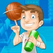 ProBasket - Free Mobile Game | MobileGamesWow | Sports games | Scoop.it