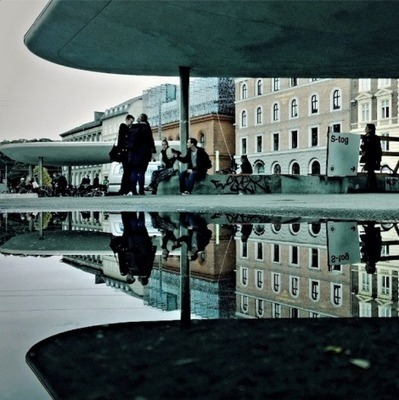 Reflected Cityscapes by Morten Nordstrøm | Urban Decay Photography | Scoop.it