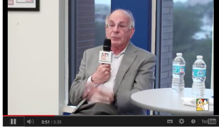 Thinking, Fast and Slow: An Interview With Daniel Kahneman | Knowledge Broker | Scoop.it