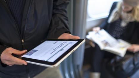 Zeitungen sind nicht out – man liest vermehrt Online   medien-bildung.ch   Scoop.it