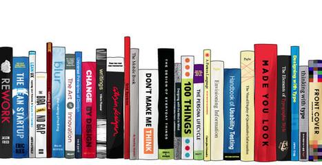 The Ideal Bookshelf for Designers | Desing | Scoop.it