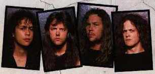 Metallica - Biografia   Metallica Band   Scoop.it