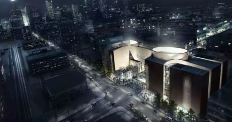 Le Canada ouvre un gigantesque musée de 50 000 mètres carrés dédié à la musique | Les malls & autres grands projets | Scoop.it