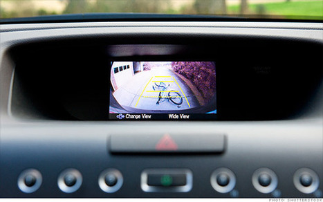 U.S. require new cars to have backup cameras | It's Show Prep for Radio | Scoop.it