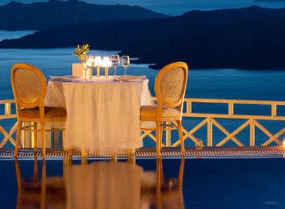 Dining Out in Santorini Restaurants   Greek tastes   Scoop.it