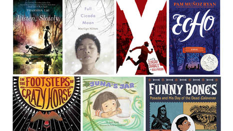 20 Books Featuring Diverse Characters to Inspire Connection and Empathy | Student Engagement and Learning | Scoop.it