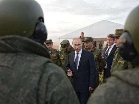 Russia now has troops in Syria in the fight against Isis | Global politics | Scoop.it