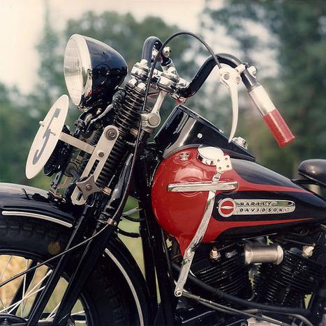 HardSun Magazine: 1947 KNUCKLEHEAD T.T. RACER | Classic Motorbike | Scoop.it