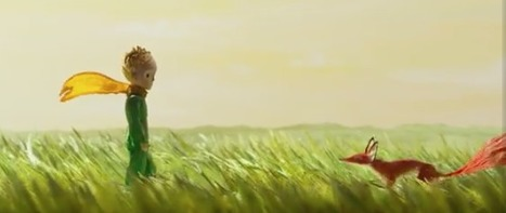 The trailer for 'The Little Prince' is beautiful, magical, and now completely in English | Book trailers for teen literati | Scoop.it