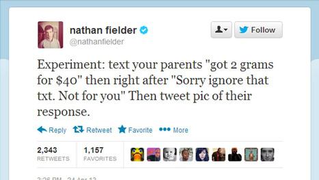 Comedian Gets Kids to Play Evil 'Drug Deal Prank' on Their Parents | Les infos du Web | Scoop.it