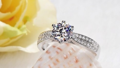 Important Things to Consider Before Buying Diamond Rings Online   Beautiful Jewellery   Scoop.it