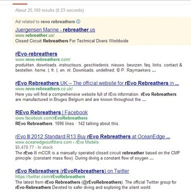 Don't Put All Your Eggs In The Google Basket   Dive Marketing Tips   DiverSync   Scoop.it