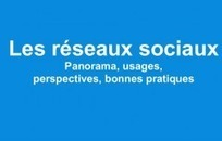 Les réseaux sociaux en 2013 : panorama, usages, perspectives | Other cool stuff | Scoop.it