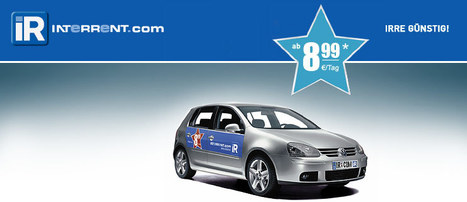 InterRent, la marque low cost d'Europcar, accélère son déploiement international | great buzzness | Scoop.it