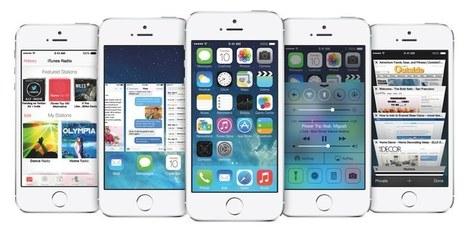 iOS 7, iPhone, iPad : petit guide de survie   Au fil du Web   Scoop.it