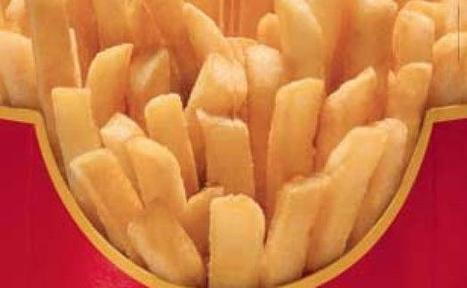 McDonald's: Une campagne sans marque et sans logo pour des produits qui se passent de mots | 2_Mercatique et marchés | Scoop.it