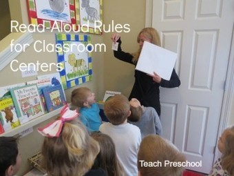Back to school : Read-aloud rules for classroom centers | Teach Preschool | Scoop.it