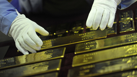 ​Russia surpasses US gold production for first time in 25 years | Gold and What Moves it. | Scoop.it