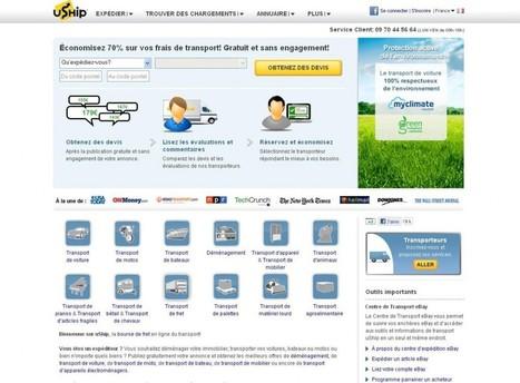 ecommerce : Interview de prestataire : Uship.com | Actualité de l'E-COMMERCE et du M-COMMERCE | Scoop.it