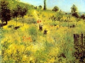 Arthritis did not Stop Renoir Painting - Our Arthritis Community | Our-arthritis.com Community | Scoop.it