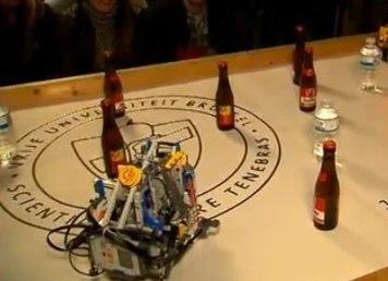 Le nouvel ami des étudiants: le robot à bières - lavenir.net | technologie 3ème | Scoop.it