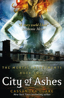 City of Ashes (The Mortal Instruments #2) - Livros por Todo Lado | BOOKS! books everywhere | Scoop.it