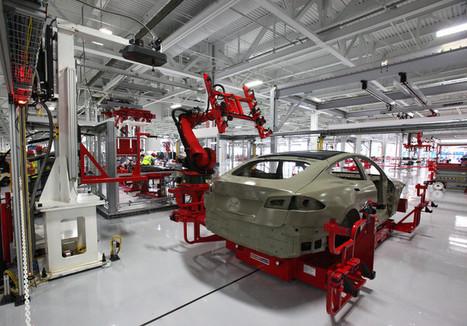 Le robot tue-t-il l'emploi ? | Sociologie du numérique et Humanité technologique | Scoop.it